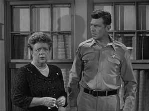 Aunt Bee, as in...... (2/6)