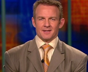 ESPN football analyst Merril Hoge is well-known for his outrageous knots.